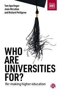 WHO ARE UNIVERSITIES FOR [FC]